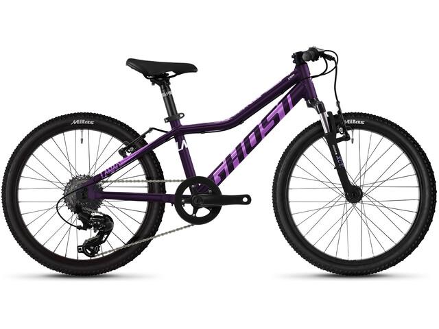 "Ghost Lanao Essential 20"" Kids purple/bright purple"